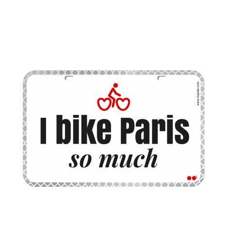 I bike Paris so much