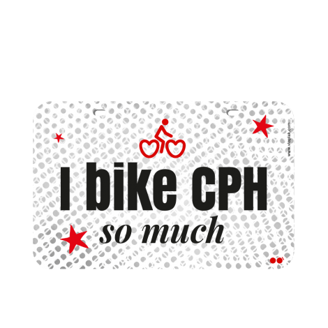I Bike CPH so much...