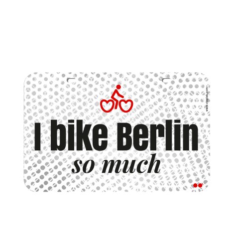 I bike Berlin so much