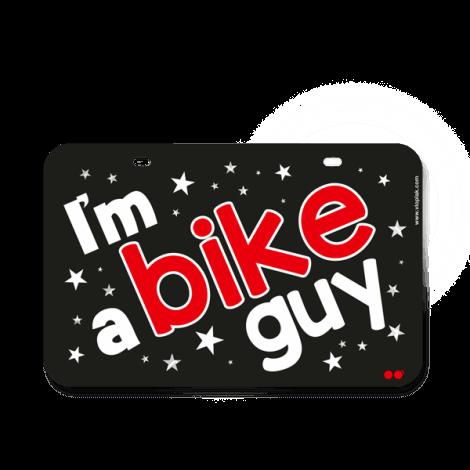 I'm a bike guy